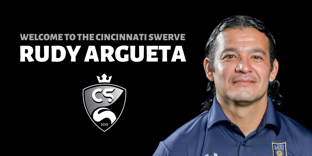 Swerve adds Rudy Argueta to Coaching Staff