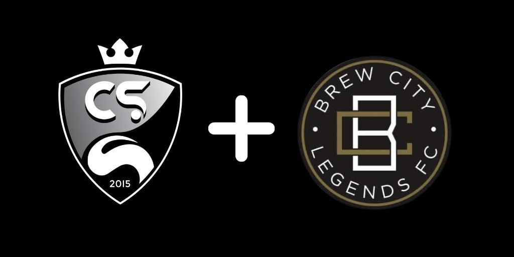 Cincinnati Swerve and Brew City Legends merge