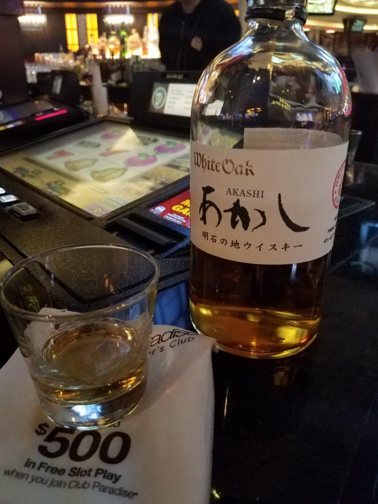 The Whiskey Noob review white oak akashi japanese whisky