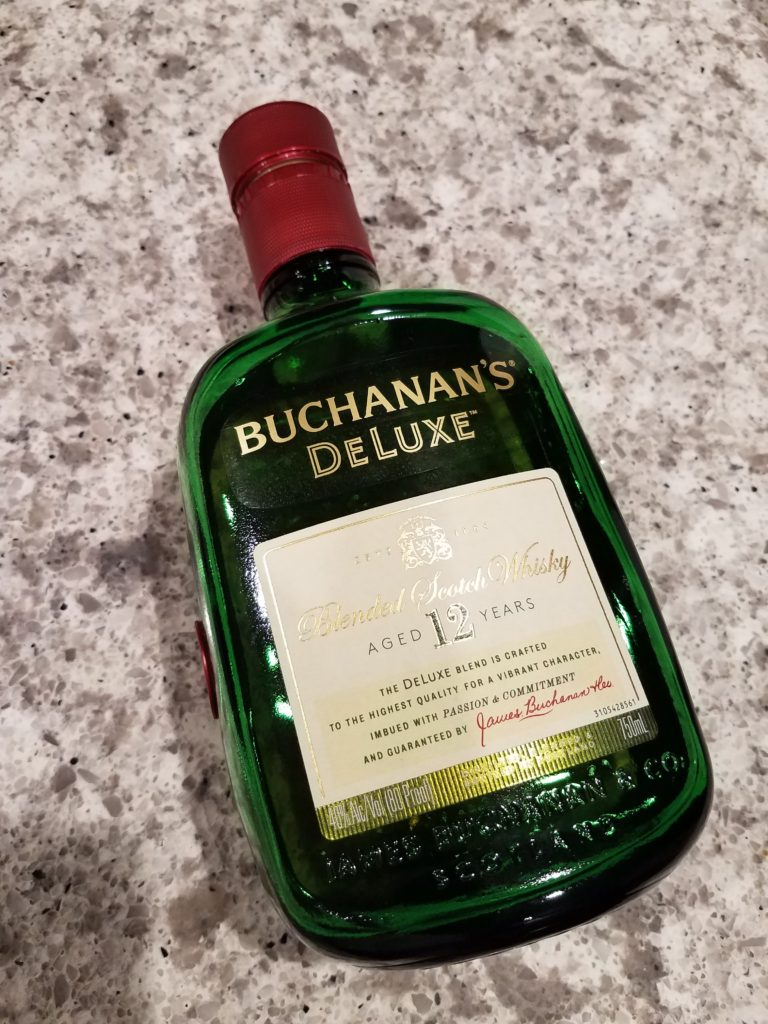 The Whiskey Noob review buchanans deluxe 12