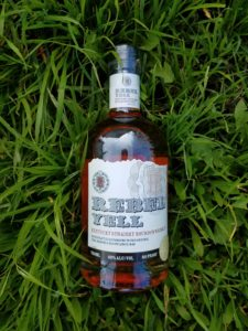 The Whiskey Noob review Rebel Yell