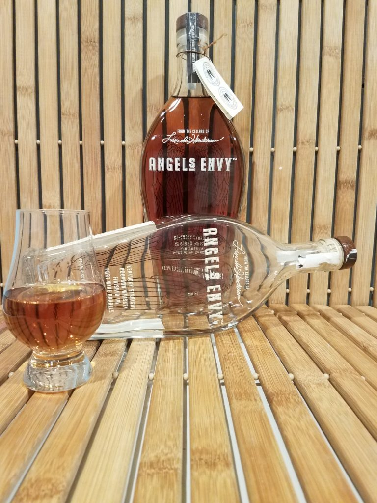 The Whiskey Noob review Angels Envy