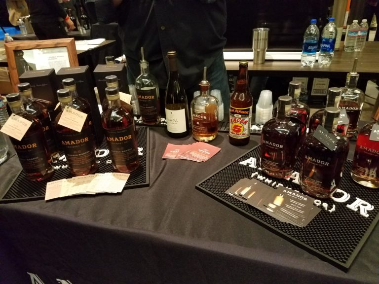 The Whiskey Noob review Amador Bourbon