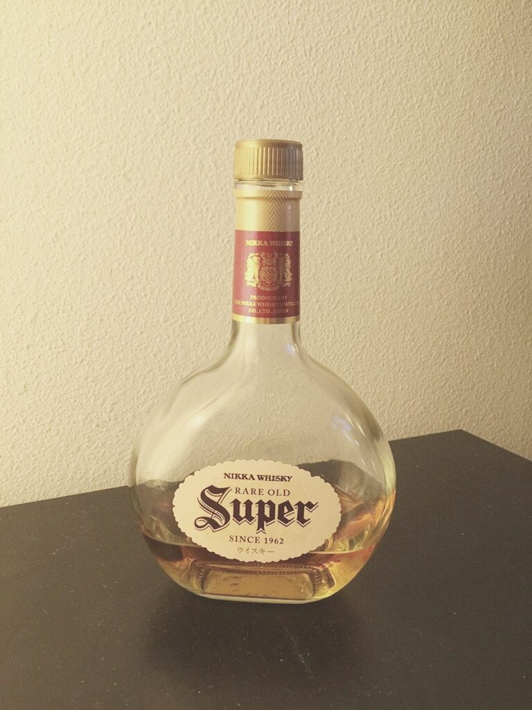 The Whiskey Noob review Nikka Super Rare Old