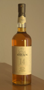 The Whiskey Noob review oban 14