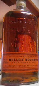 The Whiskey Noob review Bulleit Bourbon
