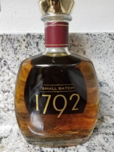 The Whiskey Noob review 1792 small batch bourbon