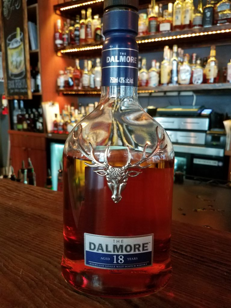 The Whiskey Noob review The Dalmore 18