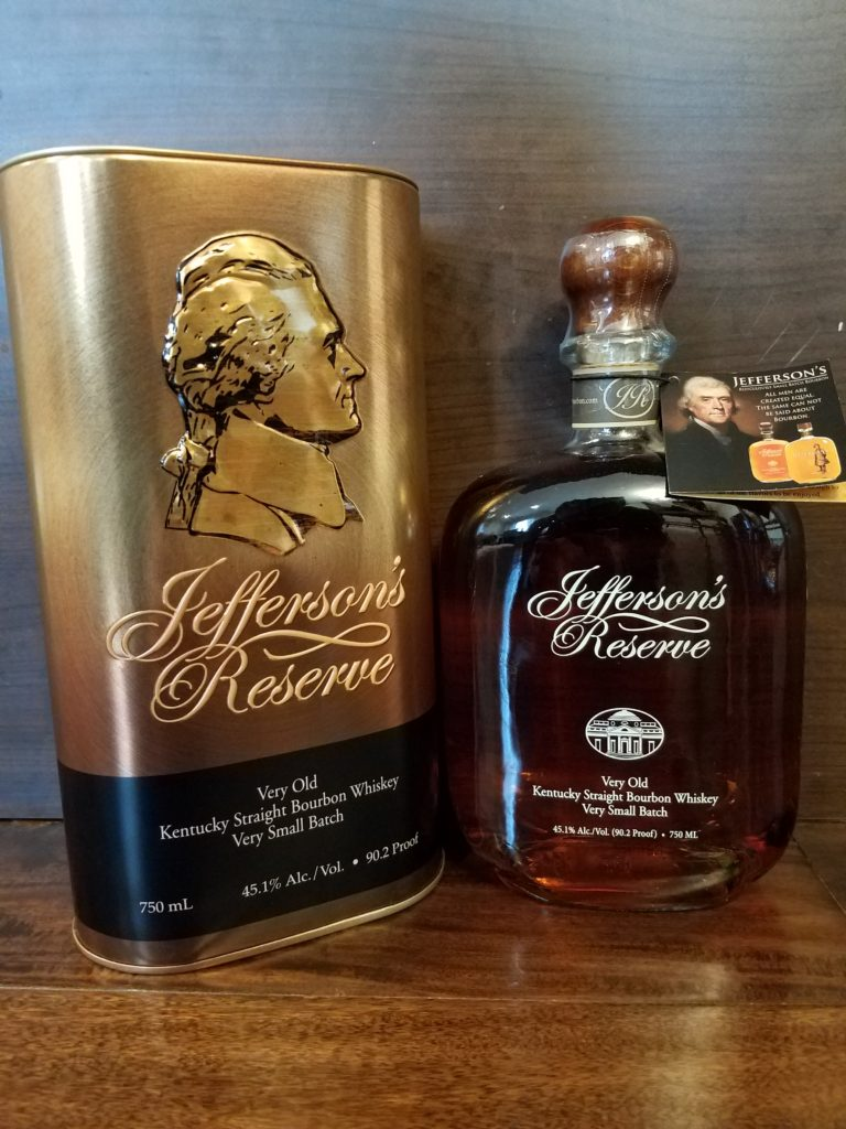 The Whiskey Noob review Jeffersons Reserve