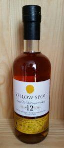 The Whiskey Noob review Yellow Spot Irish Whiskey