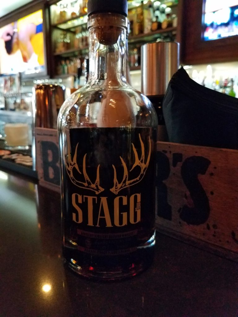 The Whiskey Noob review George T. Stagg Jr.