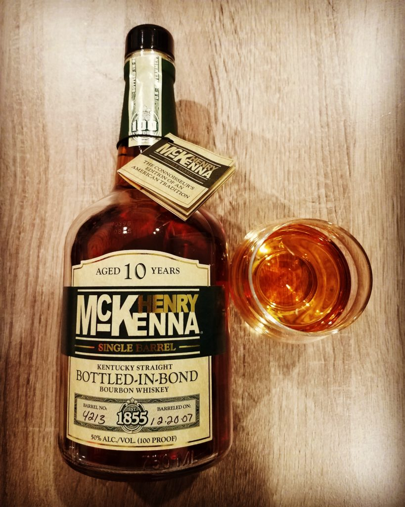 The Whiskey Noob review Henry McKenna