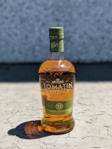 The Whiskey Noob review Tomatin 12