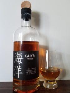 The Whiskey Noob review Kaiyo Mizunara Oak Japanese Whisky