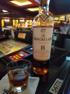 The Whiskey Noob review Macallan 18 Highland Single Malt Scotch Whisky review-JAWS rating 8.3/10. The Whiskey Noob
