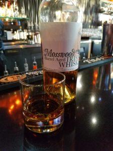 The Whiskey Noob review Mosswood Barrel Aged Irish Whiskey