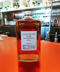 The Whiskey Noob review Nikka Whisky from the Barrel