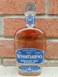 The Whiskey Noob Review whistle pig 15 vermont estate oak