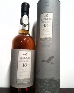 The Whiskey Noob review oban 18
