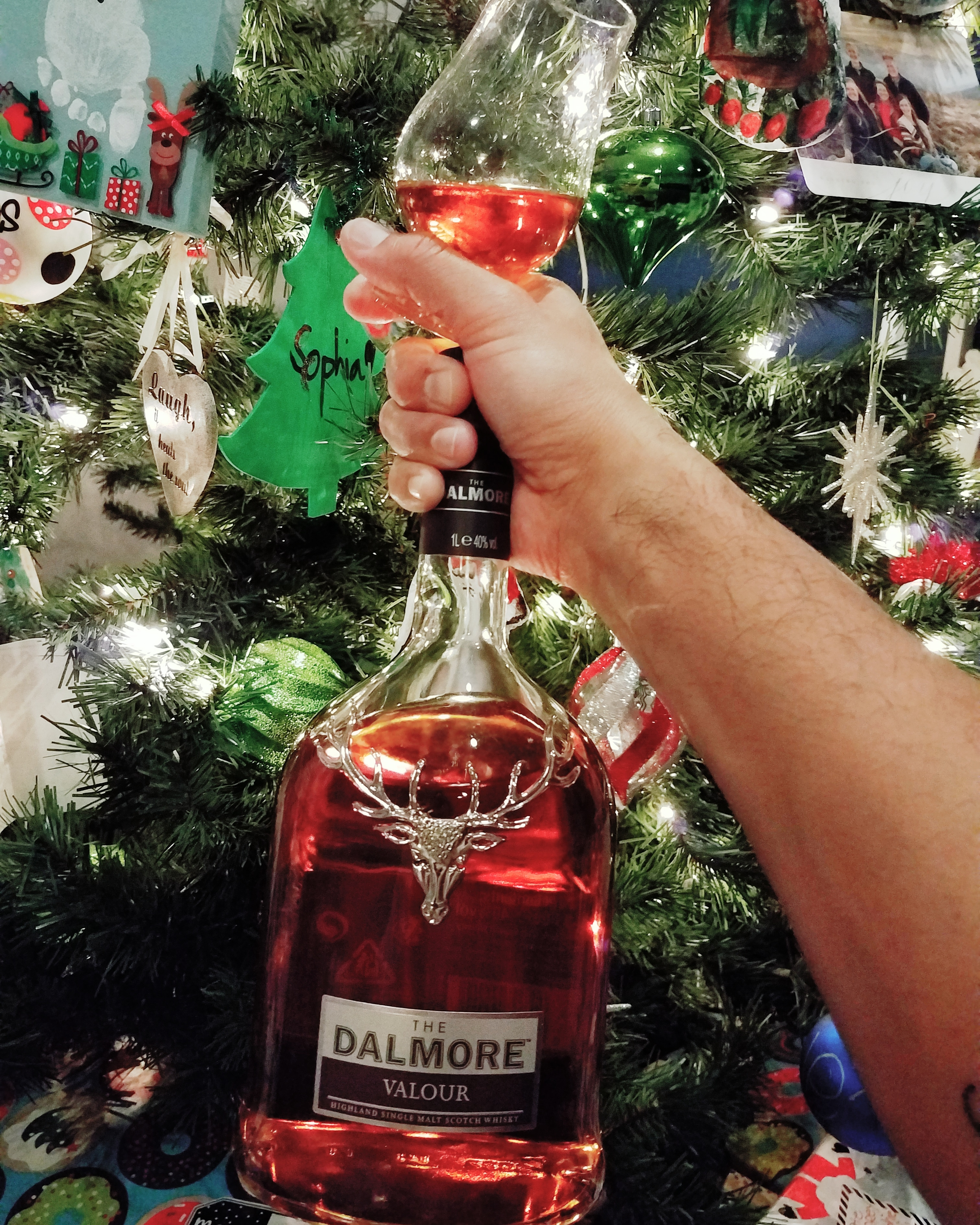 The Dalmore: Valour: JAWS Rating 8.4/10