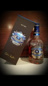 The Whiskey Noob review Chivas Regal 18