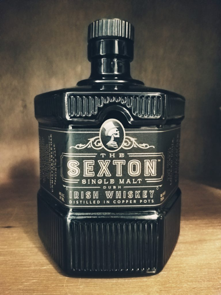 The Whiskey Noob review The Sexton Single Malt Irish Whiskey