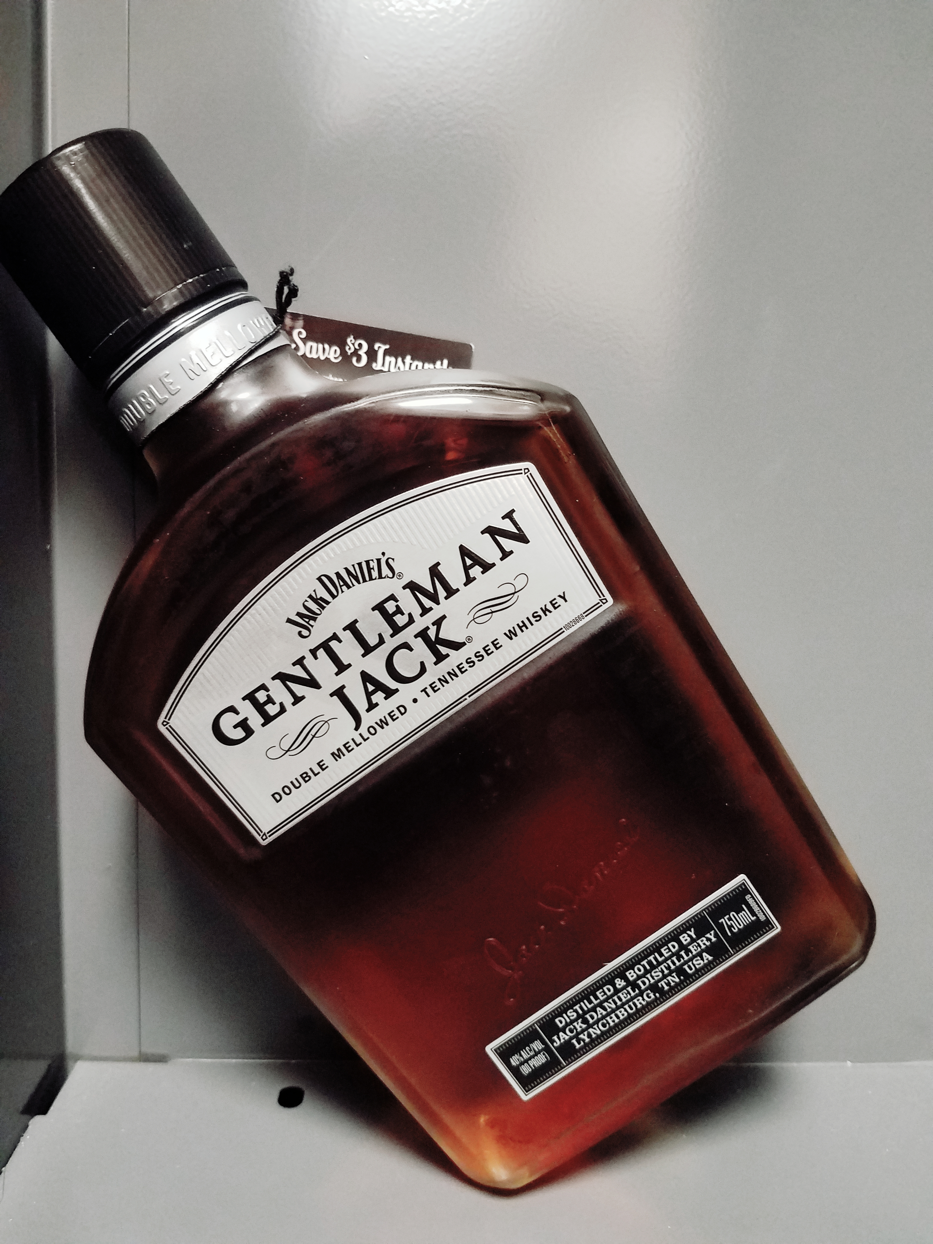 The Whiskey Noob review Gentleman Jack