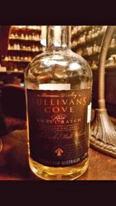 The Whiskey Noob review Sullivans Cove