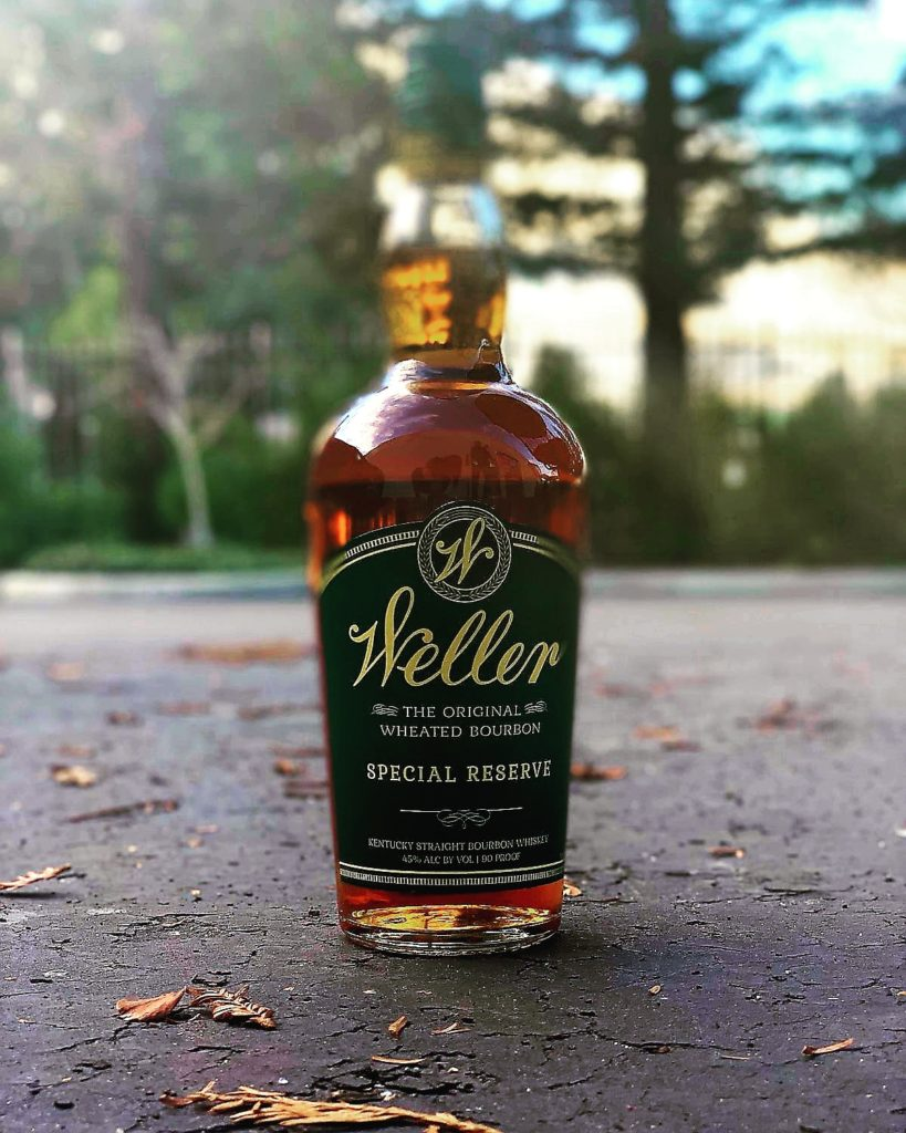 The Whiskey Noob review Weller Special Reserve