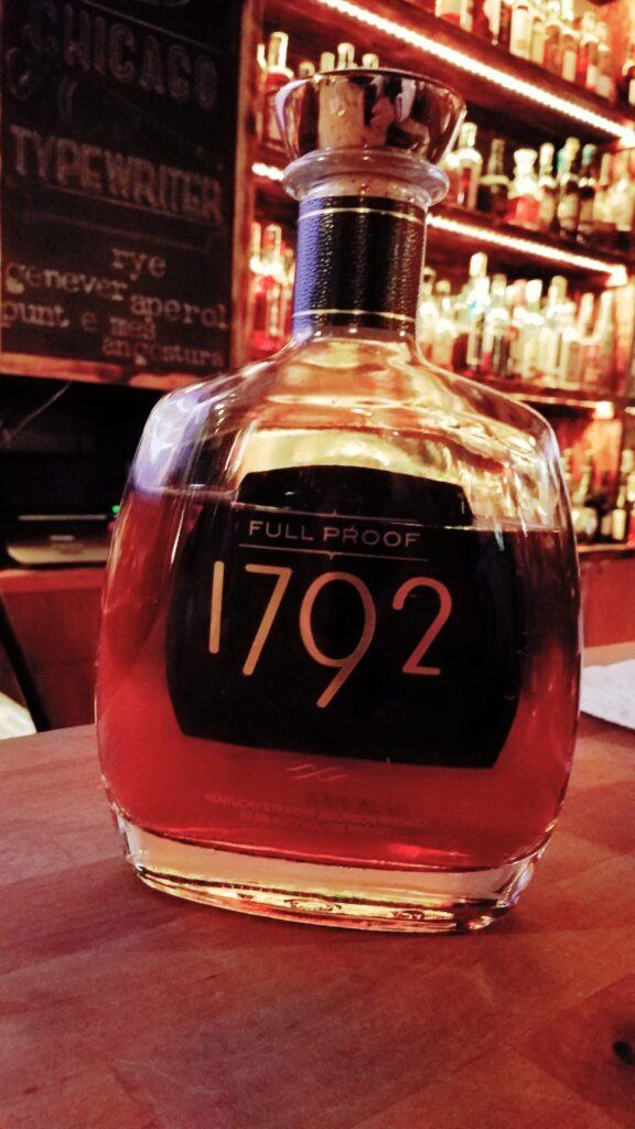 The Whiskey Noob Review 1792 Full Proof