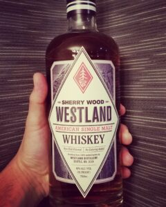 The Whiskey Noob review Westland American Single Malt Sherry Wood