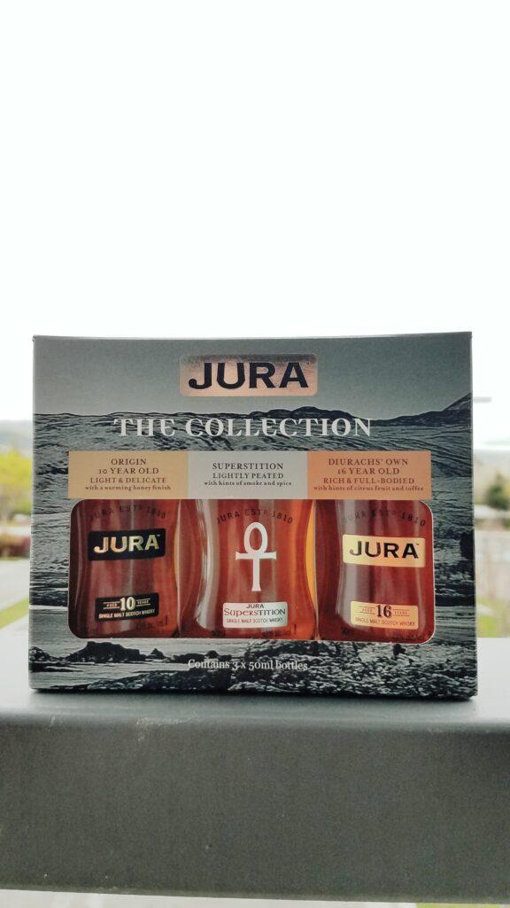 Jura Single Malt Scotch Whisky