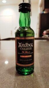 The Whiskey Noob Ardbeg Uigeadail Scotch review