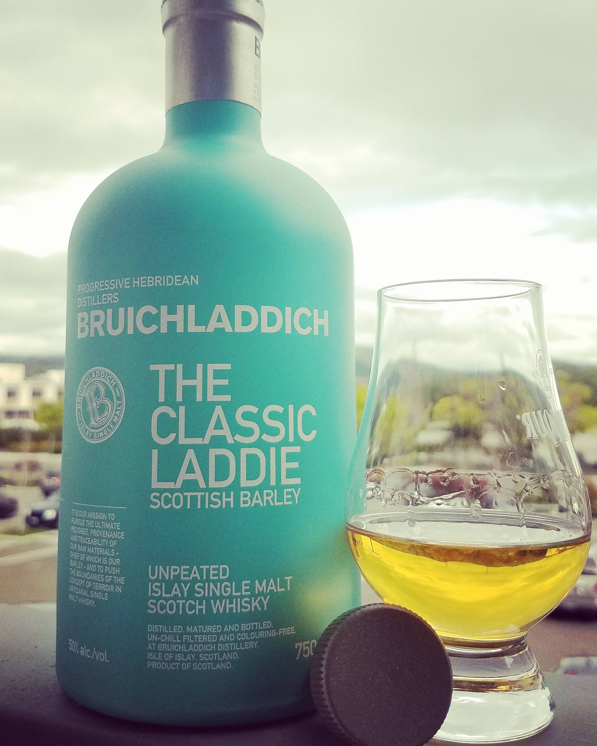 The Bruichladdich The Classic Laddie: JAWS Rating 8.1/10