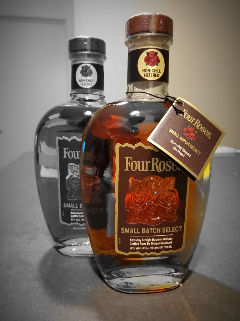 The Whiskey Noob review Four Roses Small Batch Select