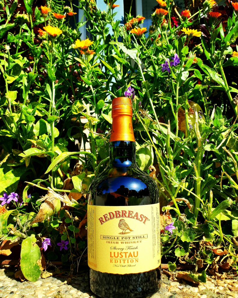 The Whiskey Noob Red Breast Lustau Edition