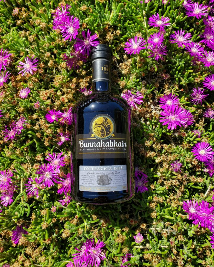 Bunnahabhain Scotch Whiskey review The Whiskey Noob
