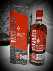 The Whiskey Noob review Westland Garryana 2018