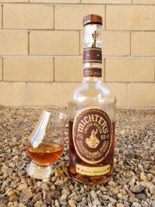 Michter's Sour Mash Toasted Barrel Finish The Whiskey Noob review