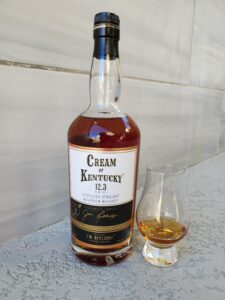 Cream of Kentucky Bourbon 12.3 The Whiskey Noob Review