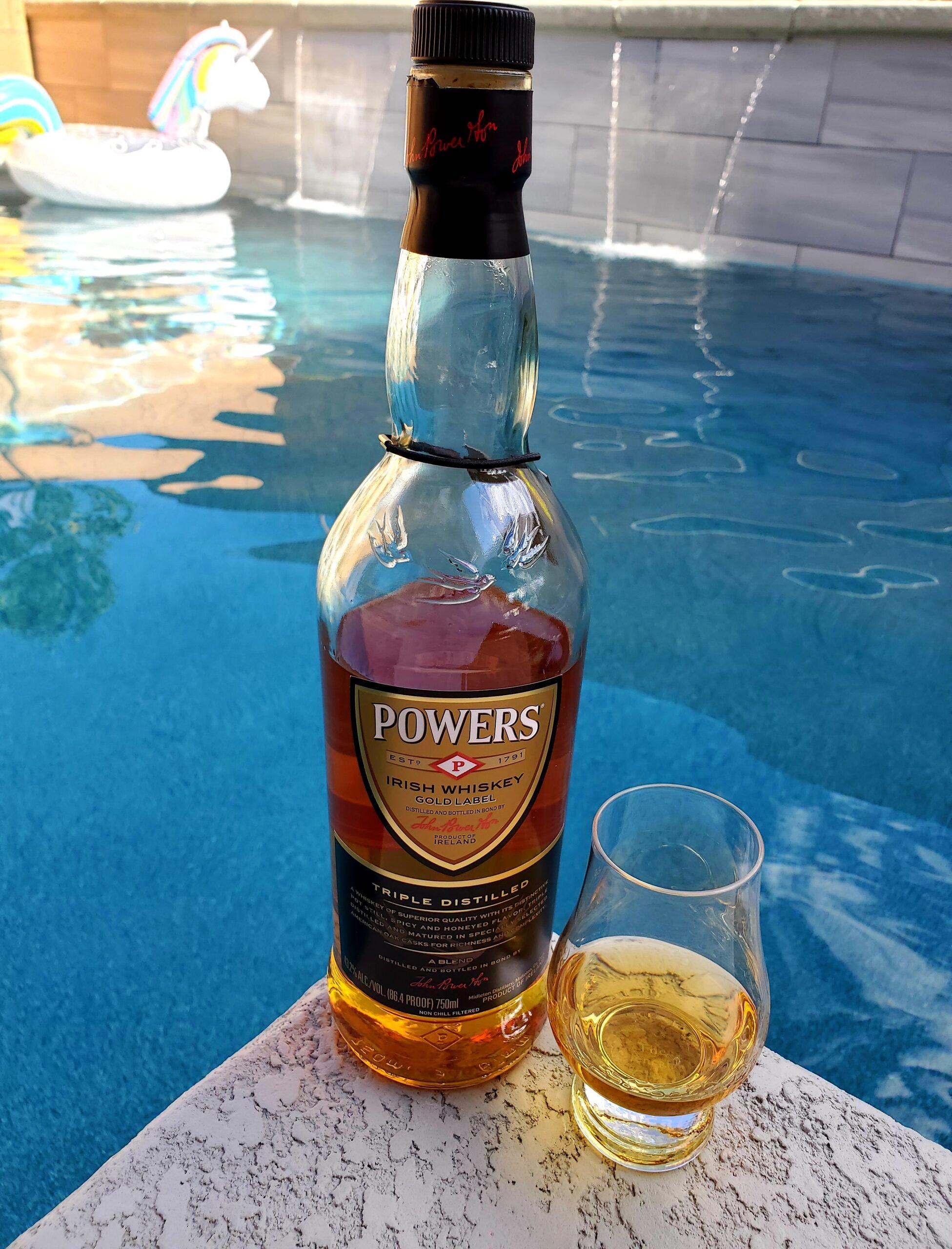 Powers Irish Whiskey The Whiskey Noob review