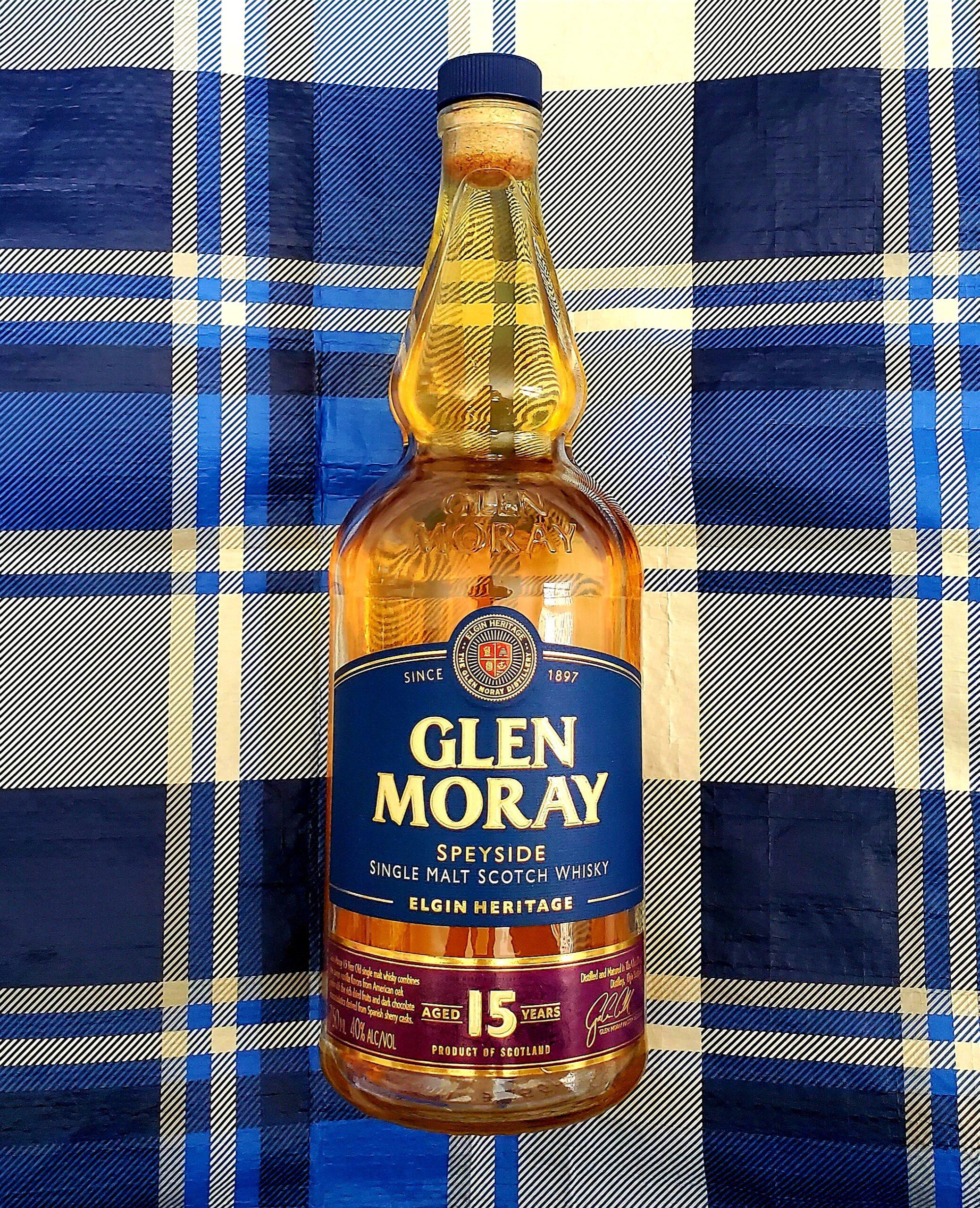 Glen Moray 15yr The Whiskey Noob Review