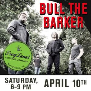 BULL THE BARKER at FLB 4/10/21