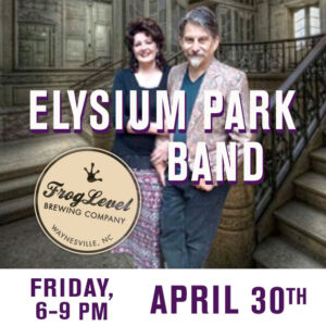 ELYSIUM PARK BAND at FLB 3/30/21