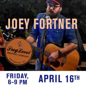 JOEY FORTNER at FLB 4/16/21