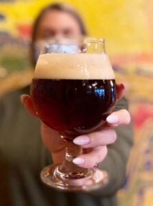 Experimental Taps: Peanut Butter Brown Ale