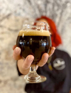 Raspberry Imperial Stout Experimental Tap Series