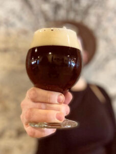Experimental Taps: Spiced Brown Ale