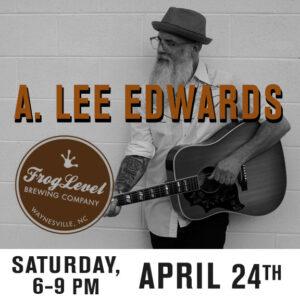 A LEE EDWARDS at FLB 4/24/21