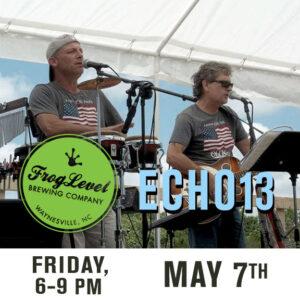 ECHO13 at FLB 5/7/21